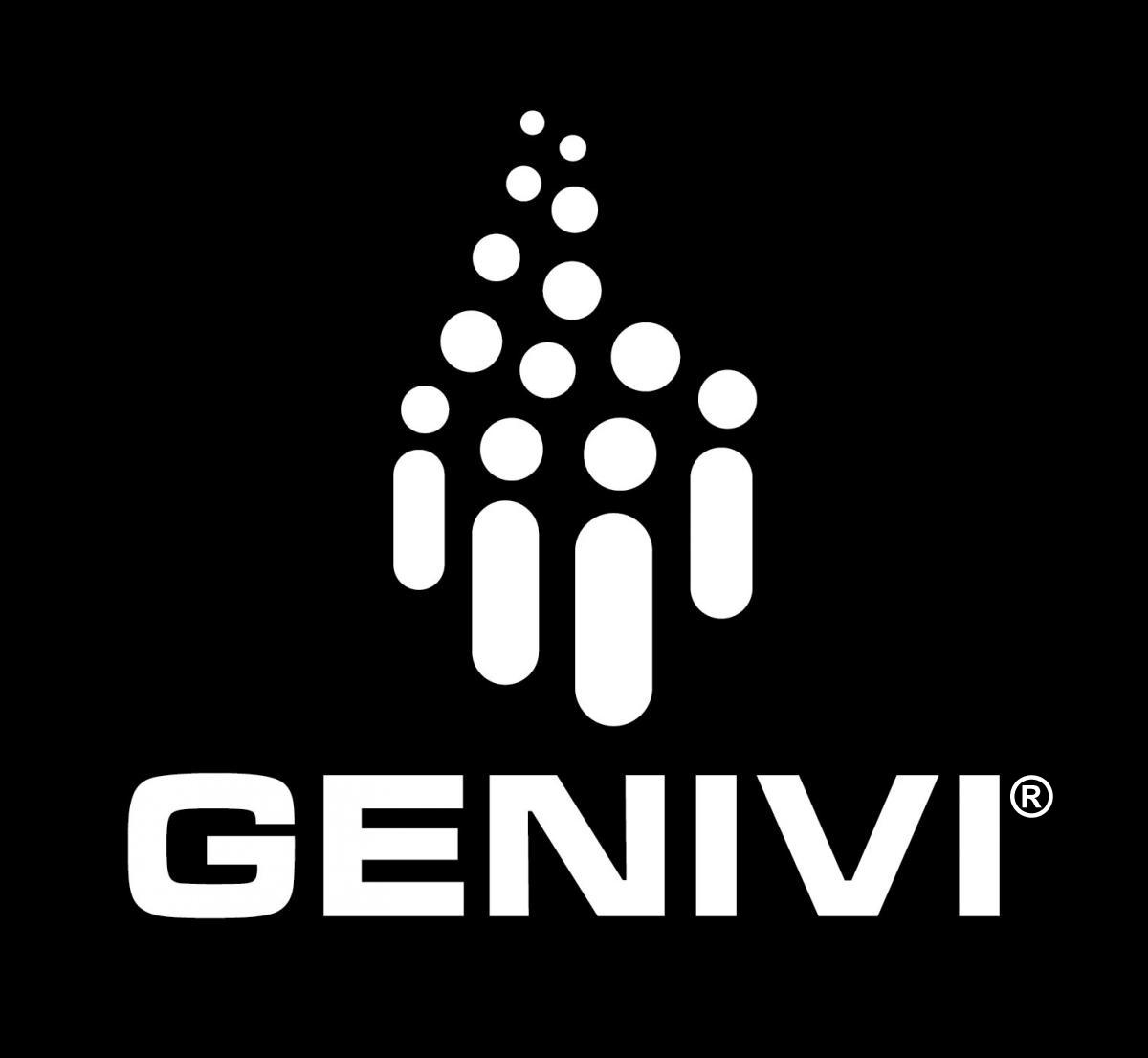 Genivi White Logo Black Background Jpg Kb X Download